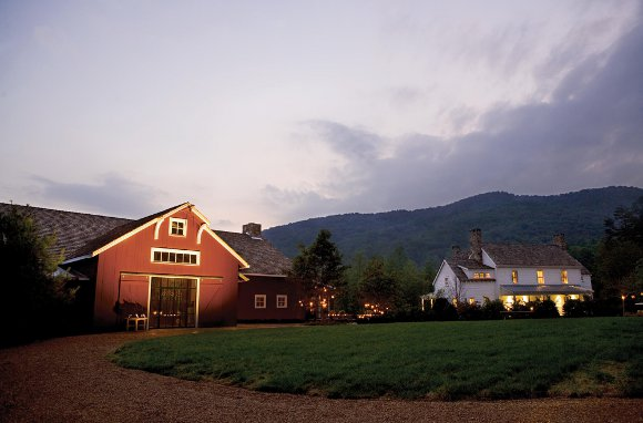 Great For Luxury Seekers... Blackberry Farm (Walland, Tennessee)