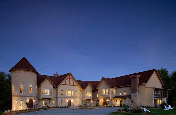 The Goldmoor Inn - Galena, Illinois