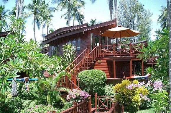 The Imperial Boat House Beach Resort, Koh Samui, Thailand
