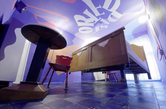 Propeller Island City Lodge, Berlin, Germany