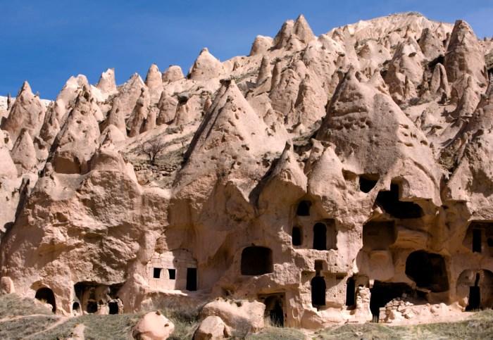 Daily Daydream: Goreme National Park in Cappadocia, Turkey