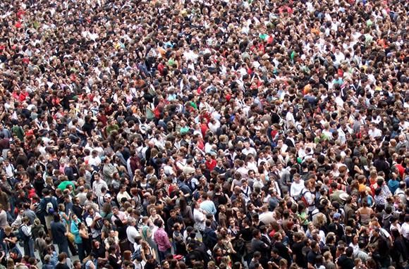Enochlophobia (Fear of Crowds)