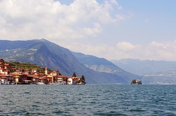 Isola Di Loreto, Lombardy, Italy