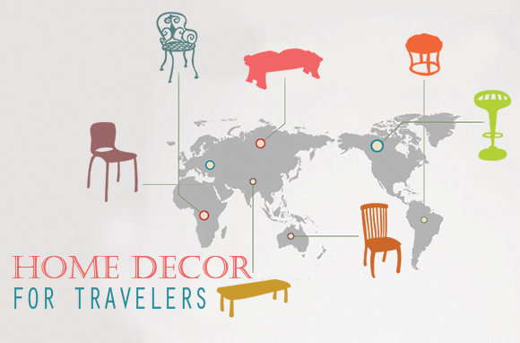Travel Home Decor