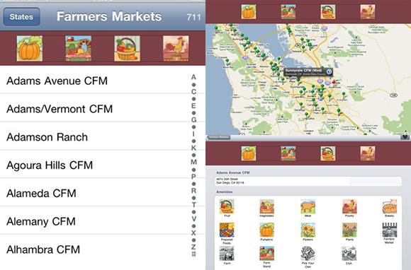 Fresh Food Finder
