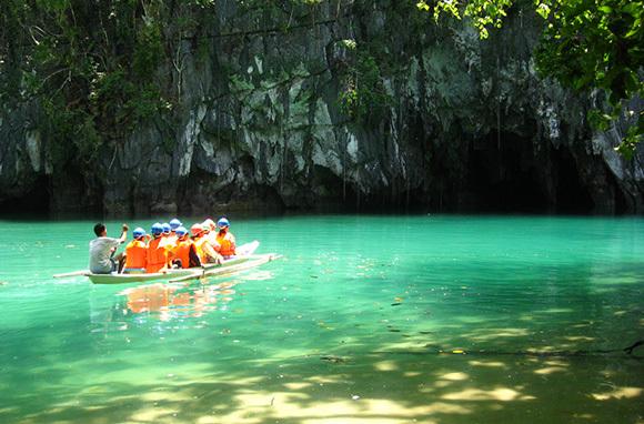 Puerto Princesa Underground River, Puerto Princesa Subterranean River National Park, Philippines