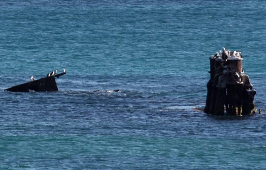 Wreck of the Alkimos, Australia