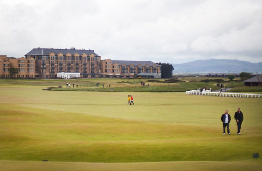 St. Andrews Old Course, St. Andrews, Scotland