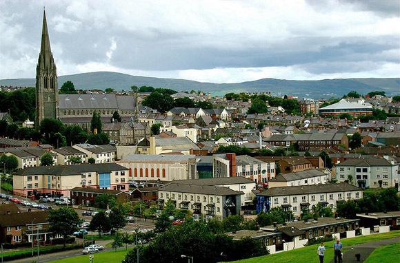 Derry-Londonderry, Northern Ireland