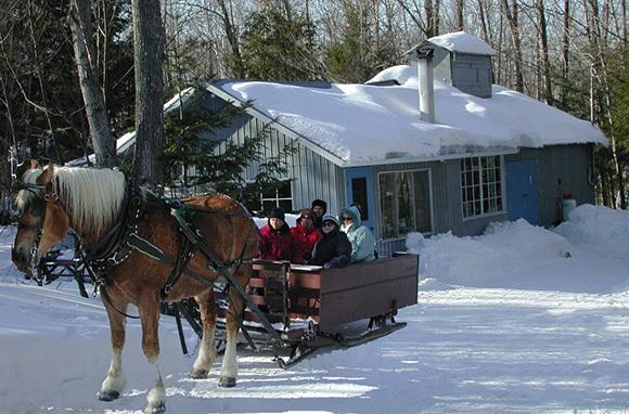 North Hatley, Quebec, Canada