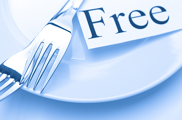 Eat Free on the Road