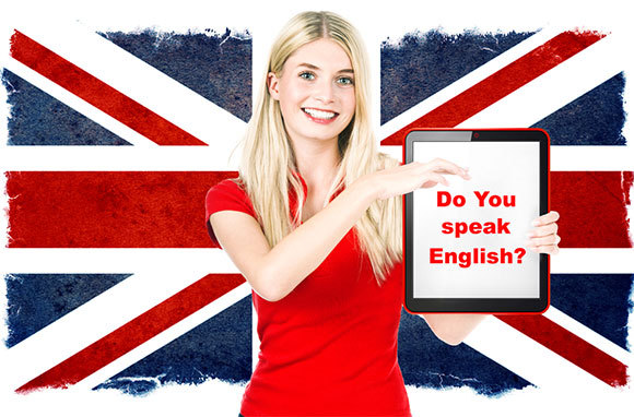 Expecting Everyone To Speak English