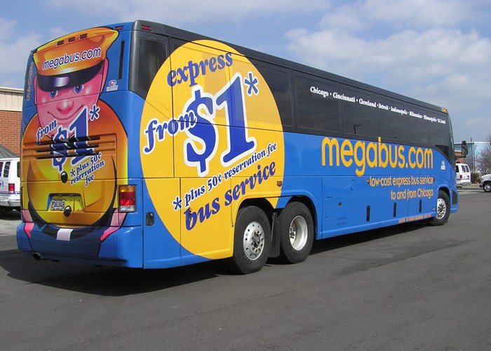Bus Travel Making a Big Comeback