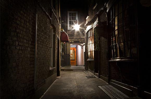 Walk Alone at Night