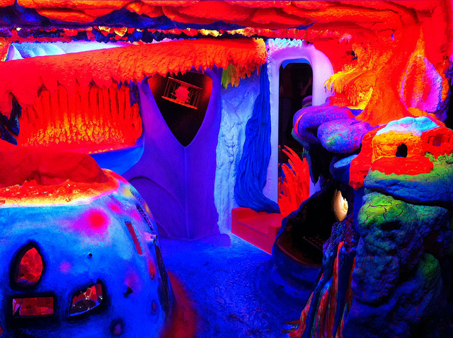Electric Ladyland: The First Museum Of Fluorescent Art, Amsterdam