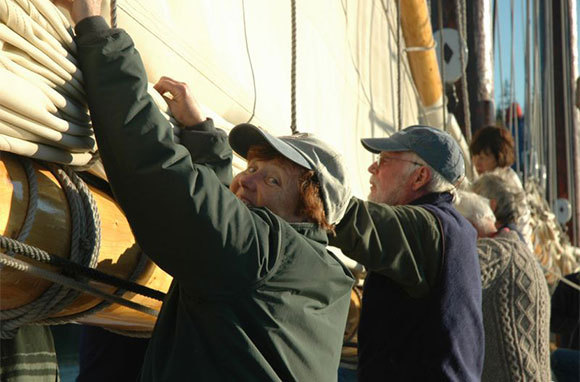 Sail a Schooner Along Maine's Coast