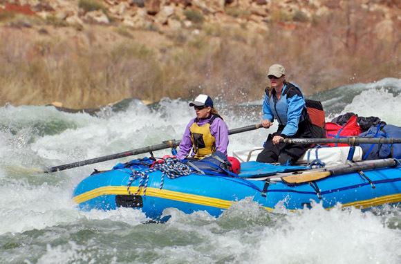 Whitewater Rafting, Grand Canyon National Park, Arizona