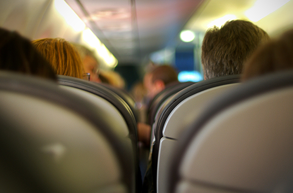 Don't Object to Aisle-Seat Traffic