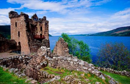 Scotland or Ireland for Under $1,000
