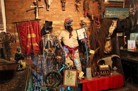 New Orleans Historic Voodoo Museum, Louisiana