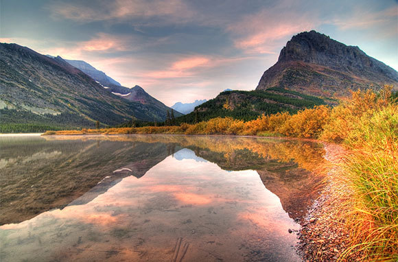National Parks in Fall