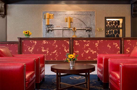 Hotel Icon, Houston, Texas
