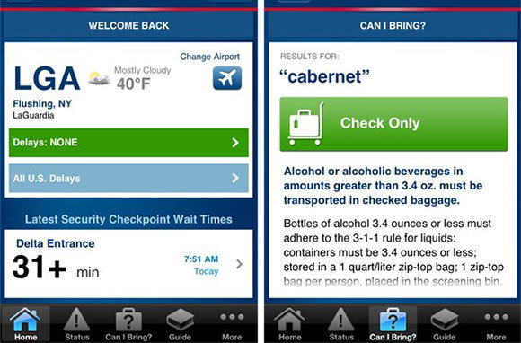 Download This App: My TSA