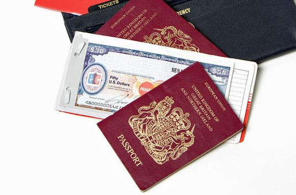 Leave the Traveler's Checks at Home