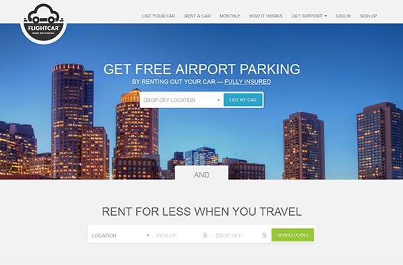 FlightCar: Drive Another Traveler's Car