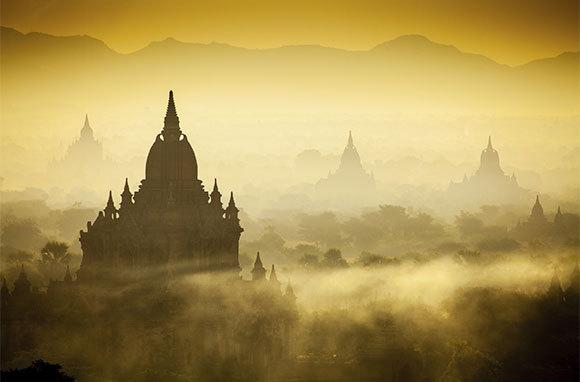 Trekking In Burma (Exodus)