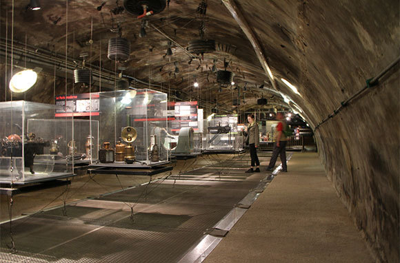 Paris Sewer Museum, Paris, France