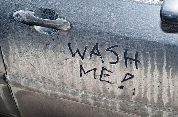 Keep Your Car Clean in Russia