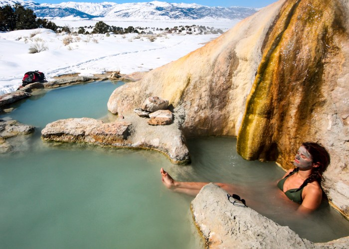 10 Best Hidden Hot Springs in North America