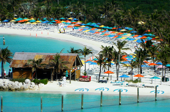 Cruise-Line Islands