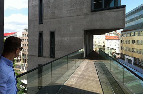 Urban Home-Visit Tour, Berlin, Germany