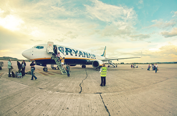 Ryanair: Waiting in the Wings?