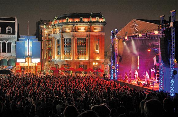 Le Festival D'ete De Quebec, Quebec City