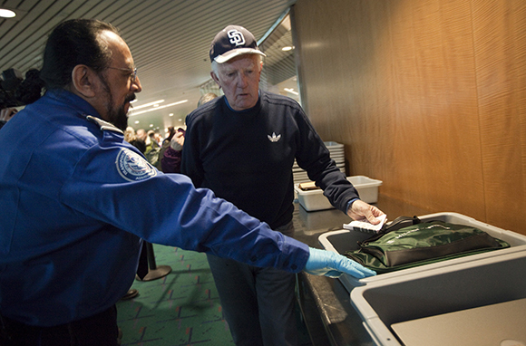 Packing Mistake #5: Taking a Chance on the TSA
