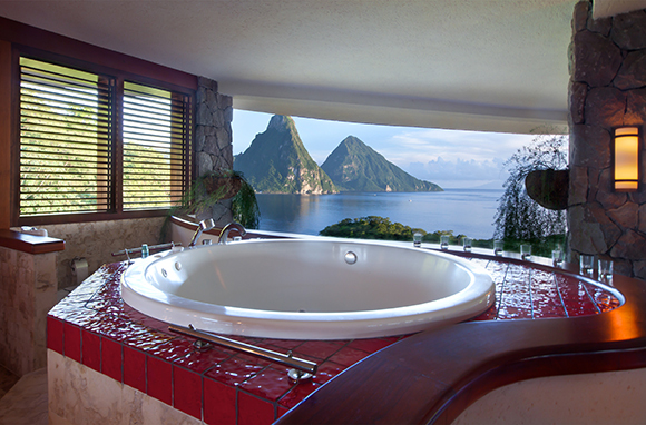 Jade Mountain, Soufriere, St. Lucia