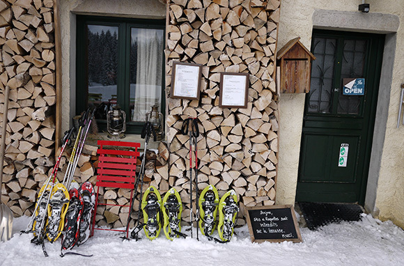 Ski Touring in France and Switzerland