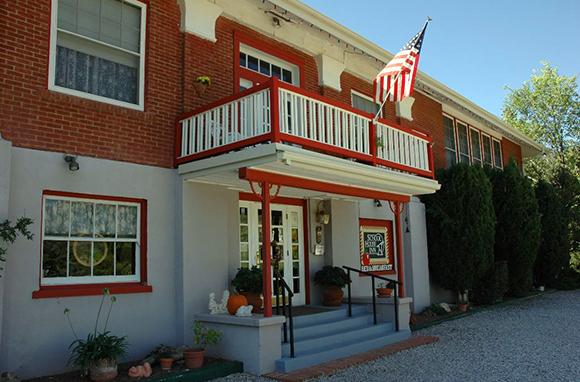 School House Inn, Bisbee, Arizona