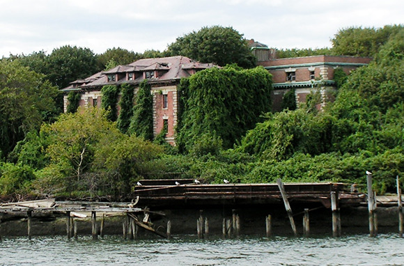 North Brother Island, New York City, New York