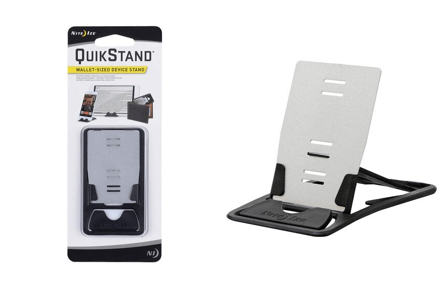 Nite ize quikstand mobile device stand.