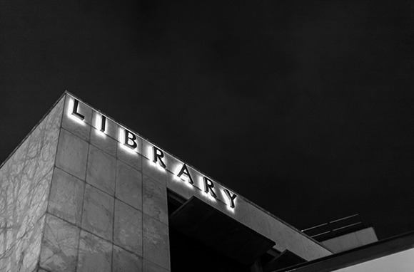 Spend a Night in a Research Library