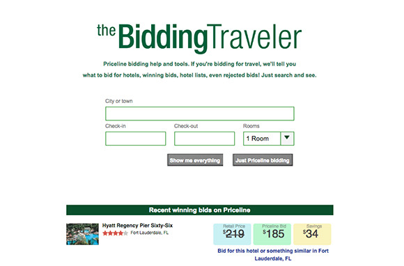 Step 4: Check Actual Bidding Results