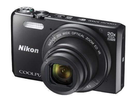 Product Review: Nikon COOLPIX S7000 Digital Camera