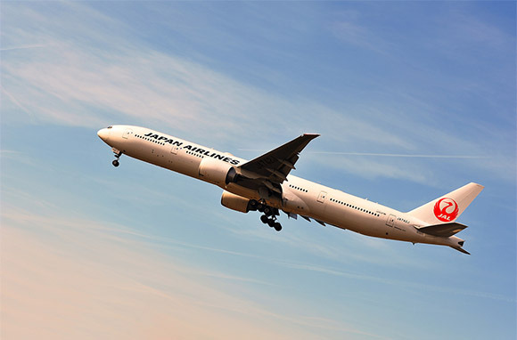 Best Coach-Class Airline for Intercontinental Flights: Japan Airlines