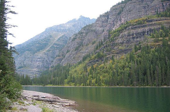 Avalanche Lake, Glacier National Park, MT
