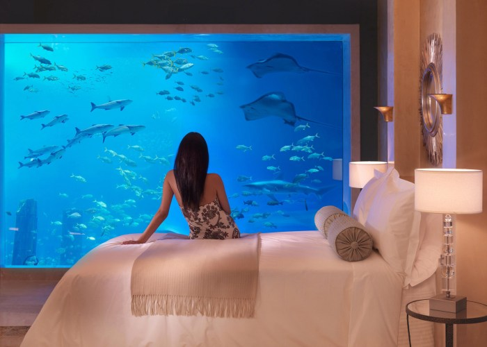 World's Most Over-the-Top Themed Suites You Have to See to Believe