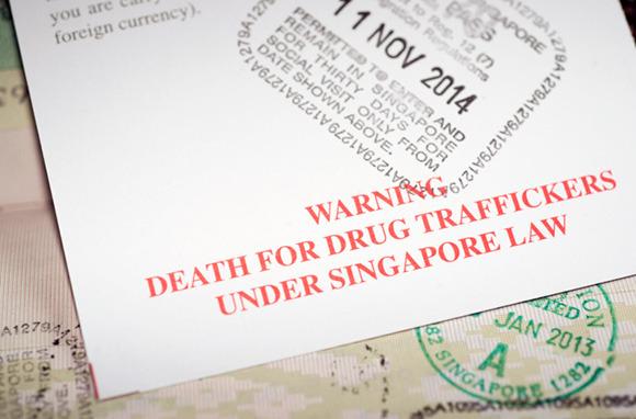 Having Drugs In Southeast Asia